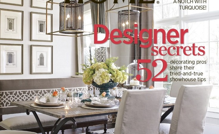 Traditional Home's Tour of O'More Designer Show House