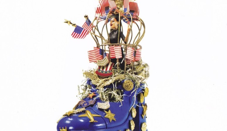 "The ""Art""chitecture Of The Shoe: Jane Gershon Weitzman's Art & Sole"