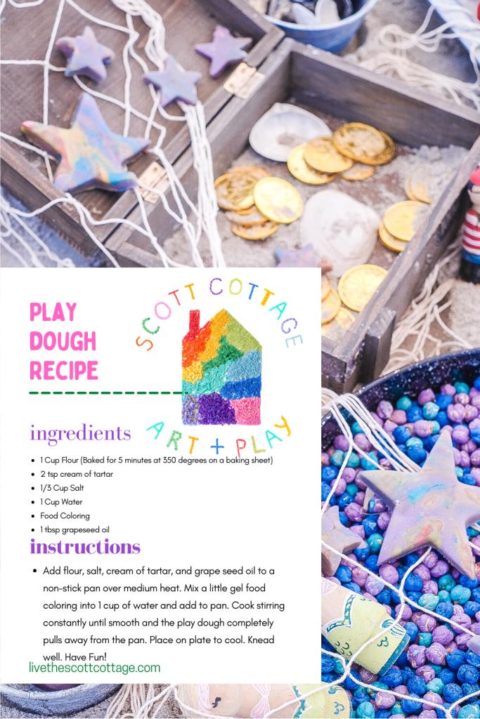 Beach Sensory Play Ideas for Kids