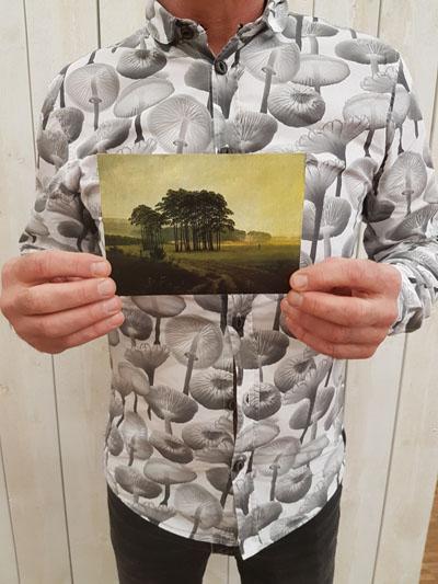 Kanske en bild av ett inre landskap?