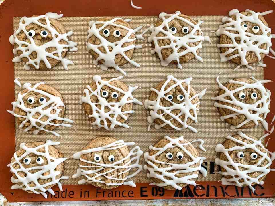 Maple Cinnamon Cookies