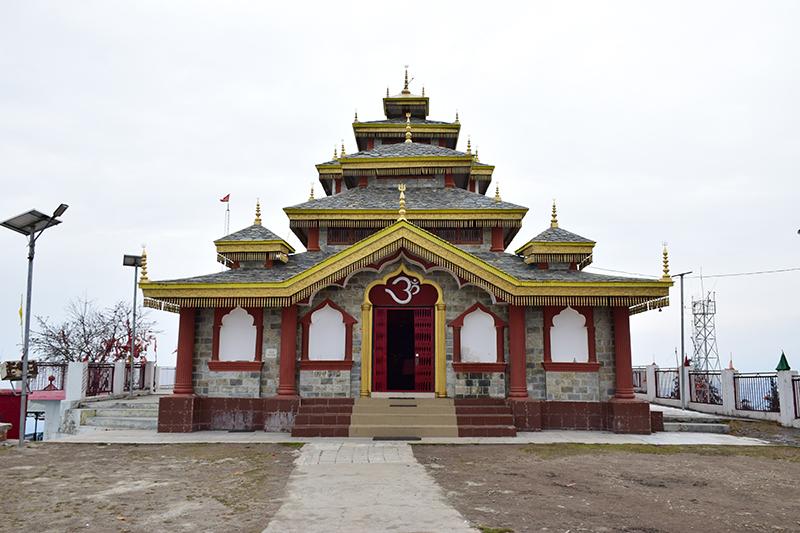Surkanda devi temple