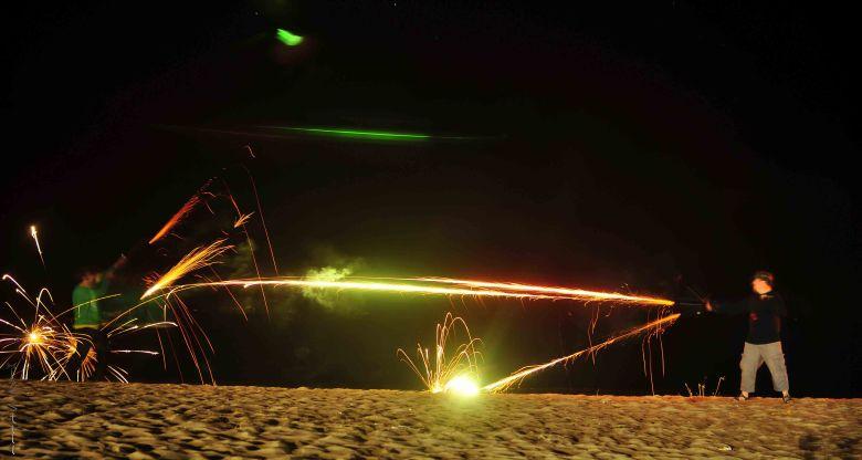 Hajodae fireworks