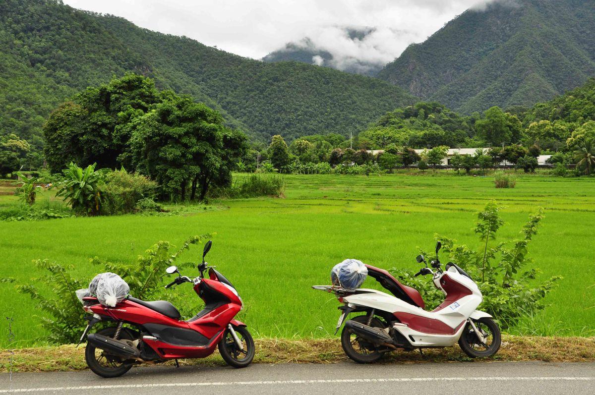 Mae Hong Son Loop - 800km motorbiking around Northern Thailand