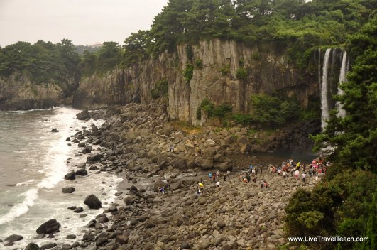 Places to visit in Jeju Island