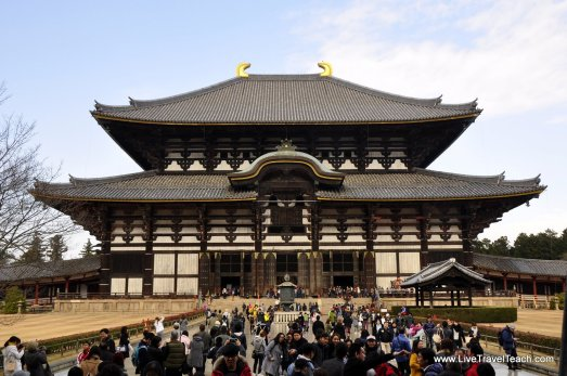 Nara Japan Points of Interest