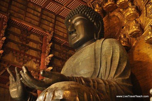 Giant Freaking Buddha