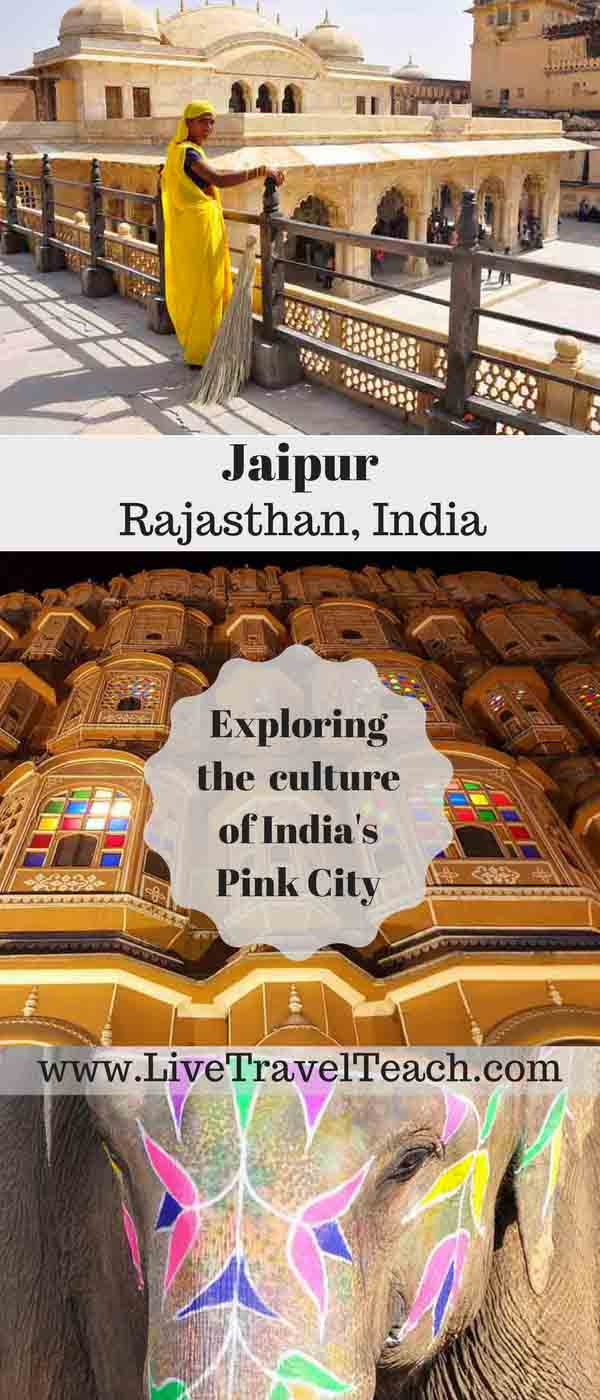 Getting around Jaipur