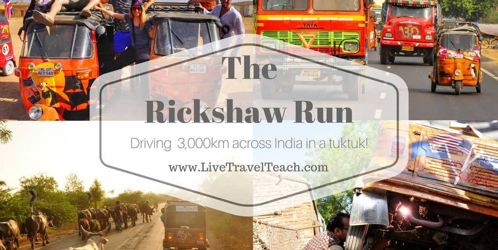 Permalink to: Rickshaw Run