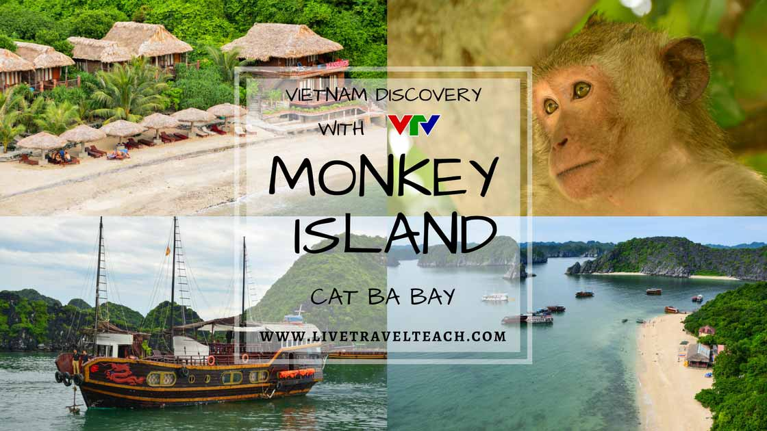 Cat Ba Bay's Monkey Island: A Romantic Getaway in Vietnam