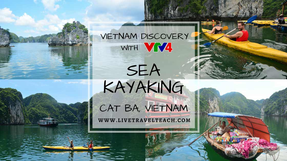 Kayaking Cat Ba Island - The Best of Northern Vietnam