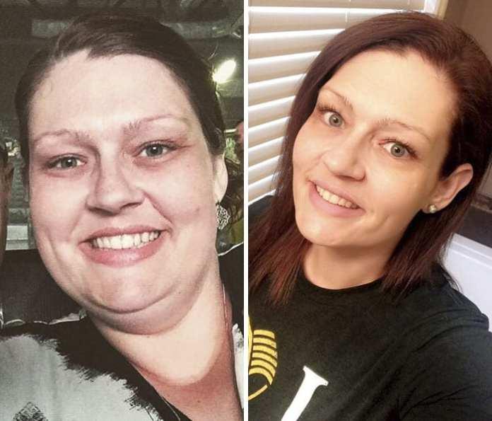 Nutriționistul a recomanda unei femei să facă aceste 3 lucruri simple și a slăbit 60 de kilograme