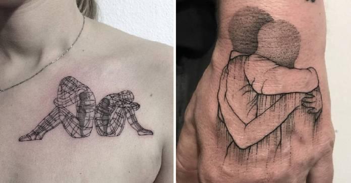 21 tatuaje unice care nu ar trebui ascunse sub haine