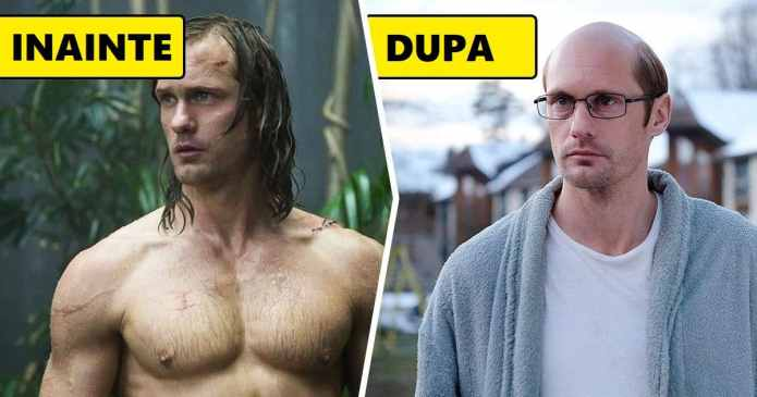 16 actori care s-au transformat total de la un film la altul si au reusit sa uimeasca pe toata lumea cu talentul lor