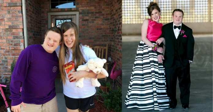 O fată cu nevoi speciale și-a găsit un prieten adevărat. O poveste incredibilă!