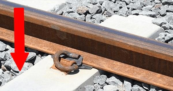 Tu ştiai motivul real pentru care liniile de cale ferată sunt acoperite cu pietriş? Iată explicaţia.
