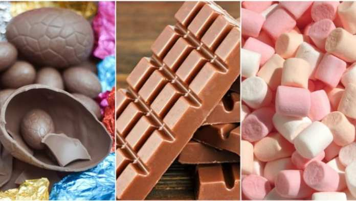 Restricționarea dulciurilor la copii poate duce la obezitate!