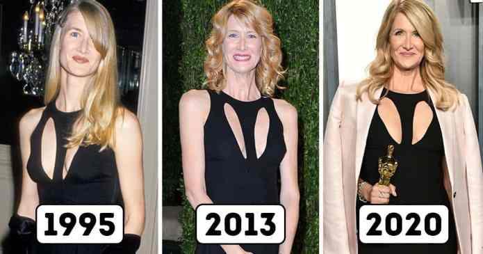 18 celebrități care desi au purtat niste haine vechi au avut o revenire grandioasa pe covorul rosu
