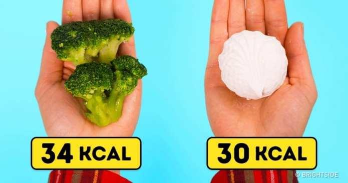 14 comparații alimentare care va vor face să uitați tot ce stiti despre alimentele pe care le consumati