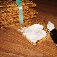 Glutenfrit, FODMAP venligt knækbrød