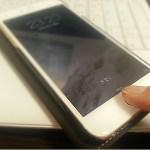 【iPhone6】買ったらまず設定すべき《Touch ID》-指紋でロック解除-@livett_1