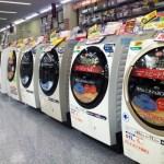 洗濯機が壊れた!ドラム式を買うなら8~9月が安いよ!!-洗濯機販売店-@livett1