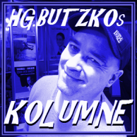 HG Butzko - Kolumne - design c.wanka