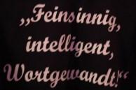 Shirtaufdruck von Martin Zingsheim Fans