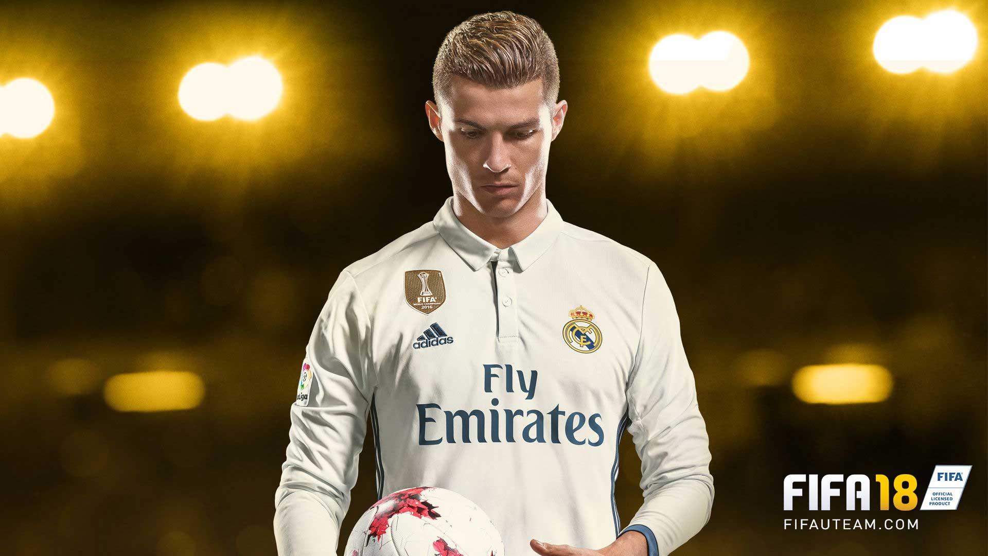 FIFA 2018 Cristiano Ronaldo Wallpaper 2018 Wallpapers HD