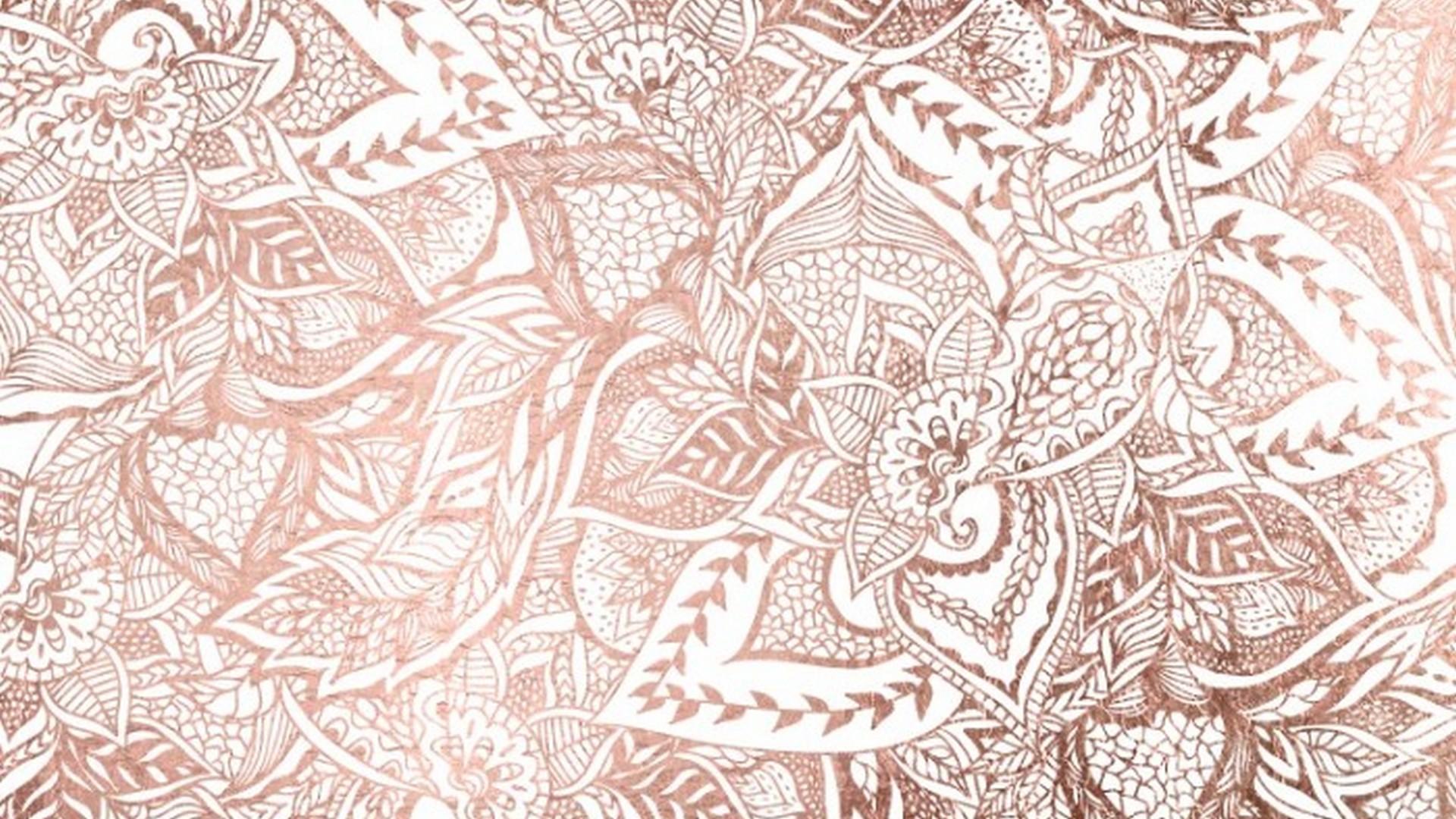 Rose Gold Desktop Background Tumblr