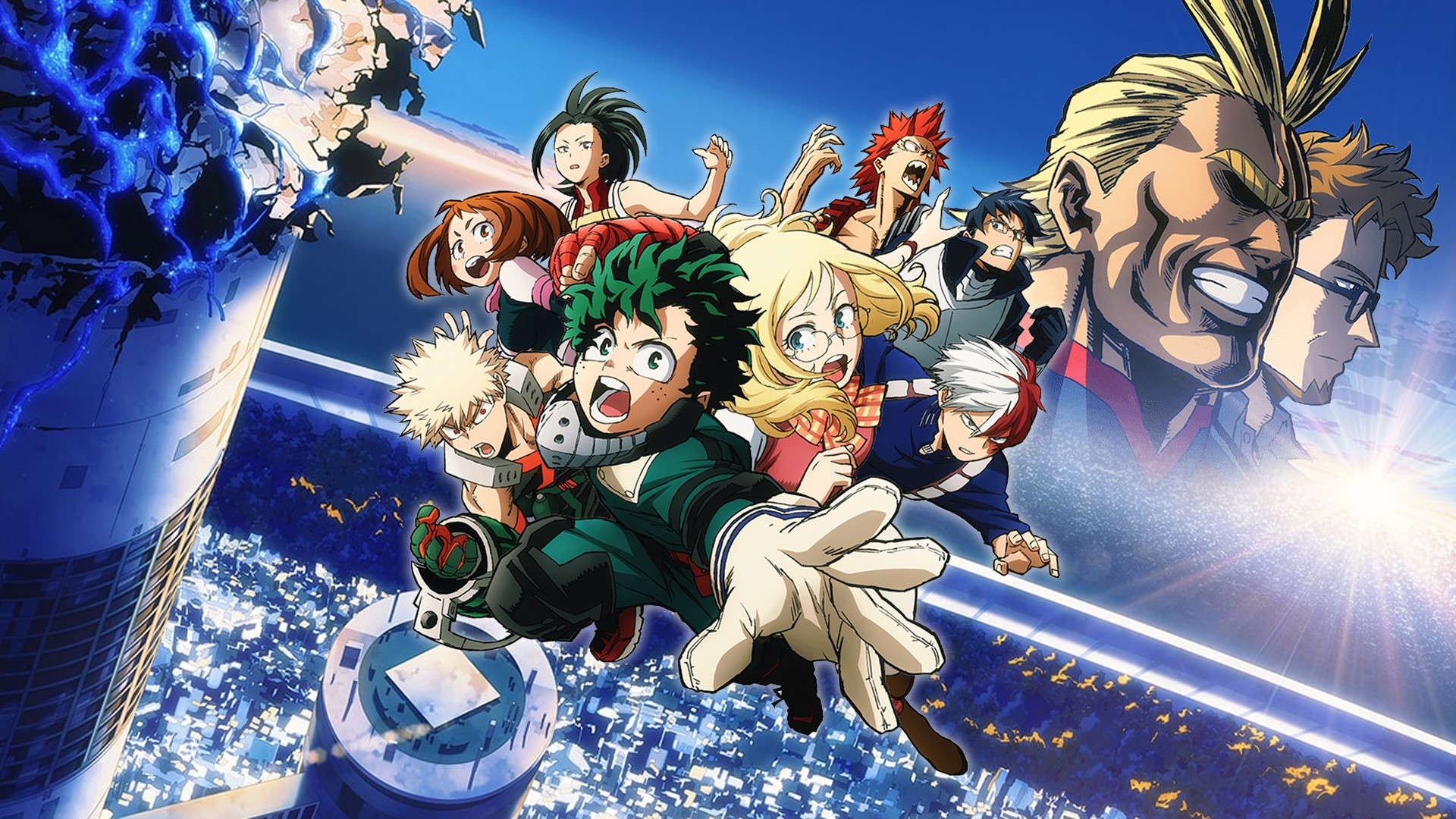 No thanks / not interested. My Hero Academia Desktop Backgrounds | 2021 Live Wallpaper HD