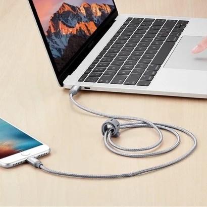 【ESR】USB タイプC - Lightningケーブル
