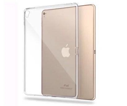 【TopACE】iPadのカラーを隠さないクリアケース