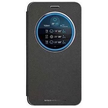 Zenfone3 Laser窓付き純正ケース ブラック