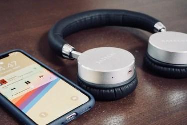 【レビュー】高級感あるアルミがおしゃれ!Satechi社製Bluetoothヘッドホン