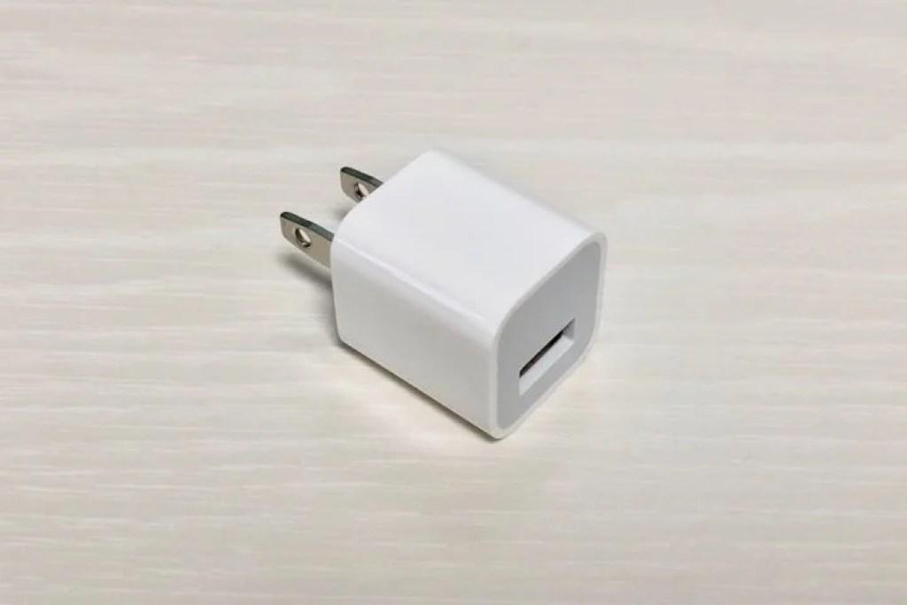 Apple 電源アダプタ(5W)