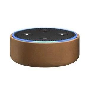 Echo Dot ケース サドルタン