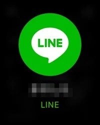 Apple Watch LINE通知1