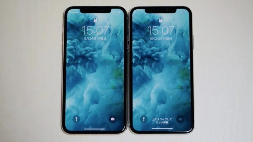 どっちがiPhone XS?