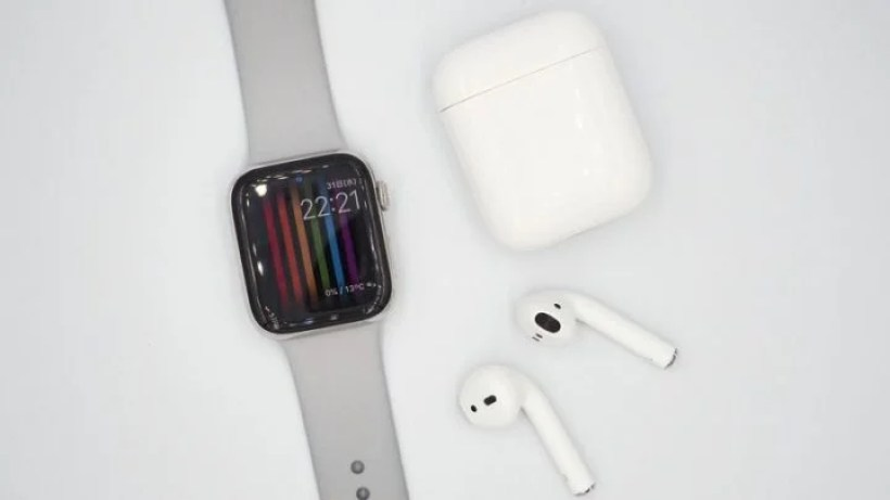 Apple WatchとAirPodsの組み合わせが秀逸!