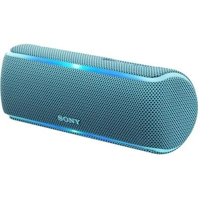 【SONY】SRS-XB21 曲に合わせてスピーカーが光る「ライティング機能」