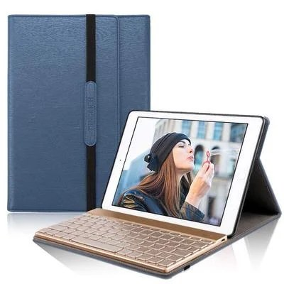 【DINGRICH】おしゃれなiPadケースとしても優秀なキーボード