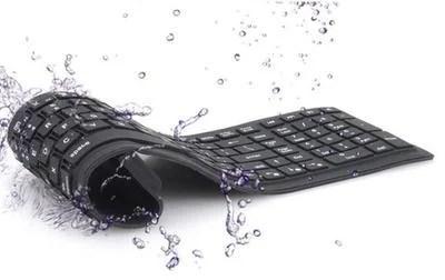 【Newiy Start】丸洗い可能なシリコンキーボード
