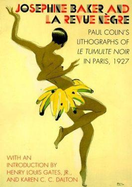 Josephine Baker did the banana dance