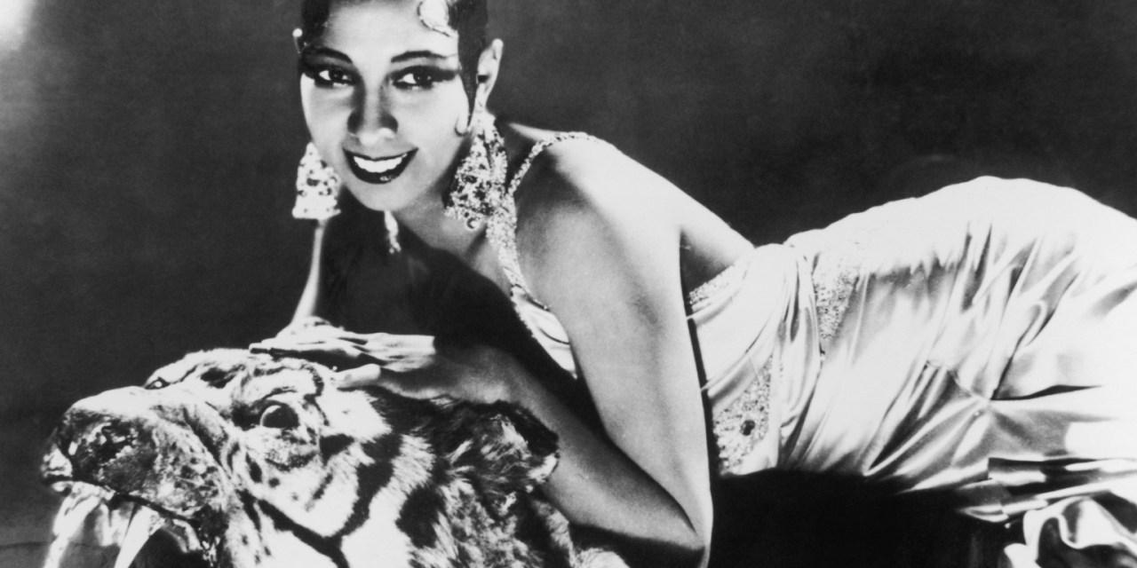 Behold Princesse Tam Tam… Josephine Baker
