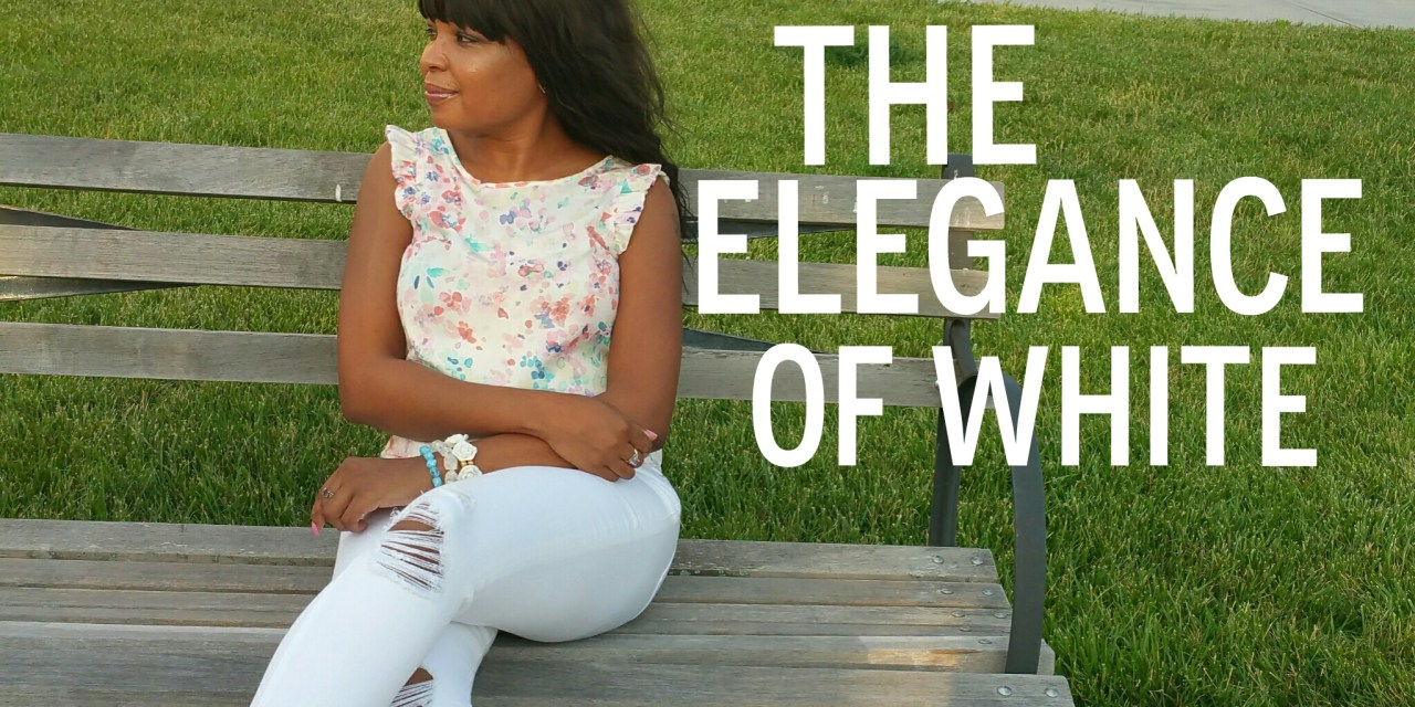 The Wednesday Pants Link Party… The Elegance of White