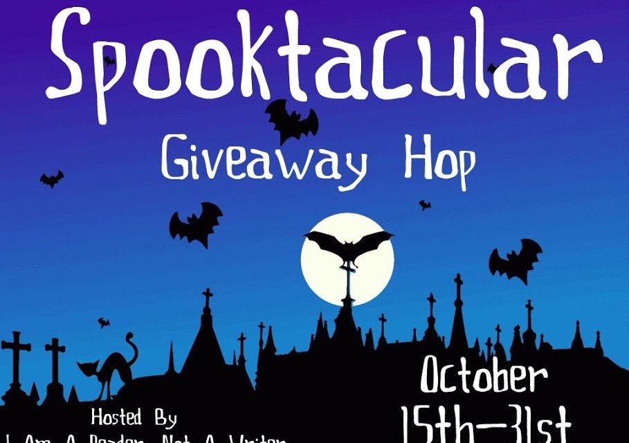 Welcome to the 2015 Spooktacular Giveaway Hop