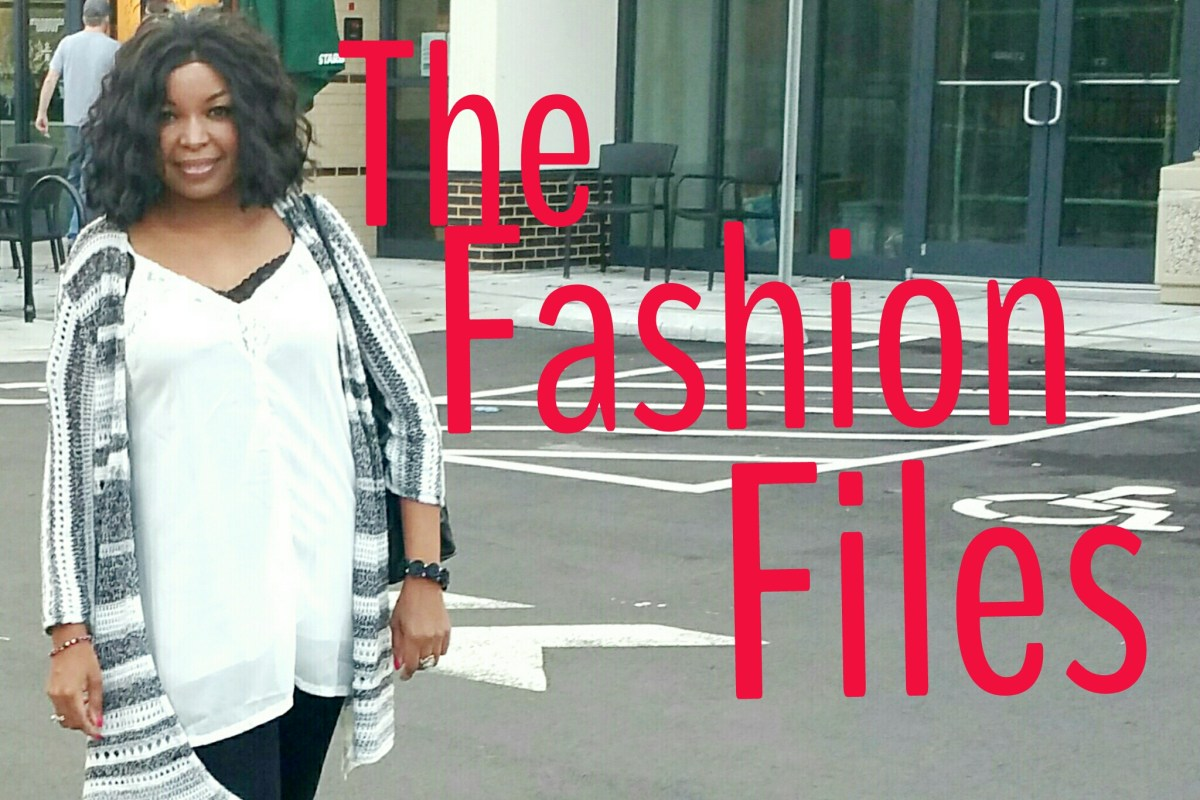 The Fashion Files... Caught Up in the Swirl