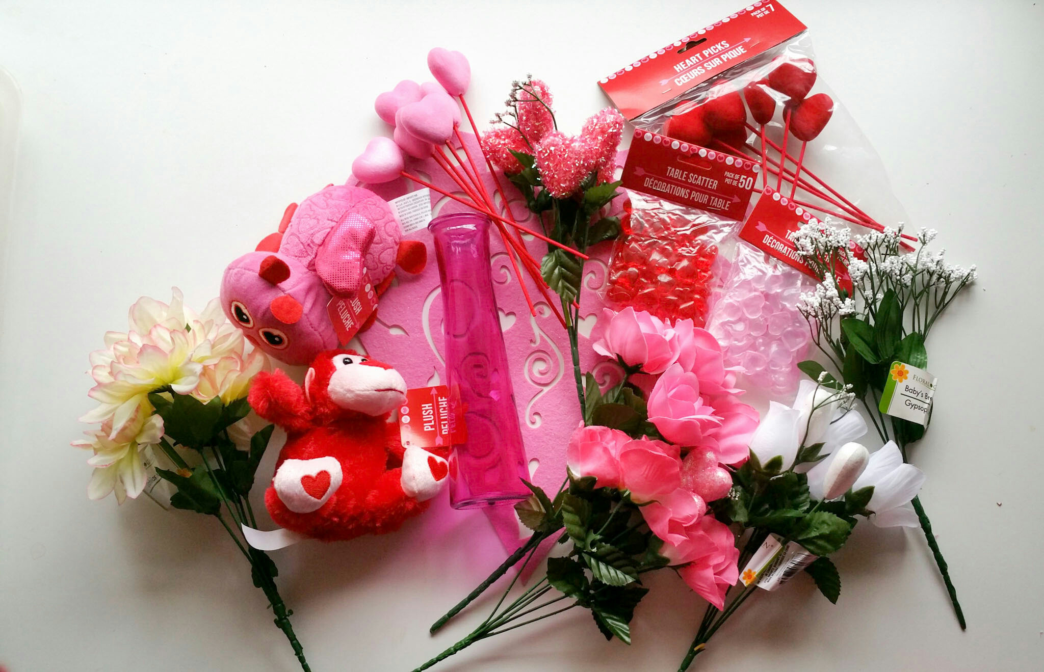 Super-Cute-DIY-Heart-Vase-Bouquet-One-LiWBF