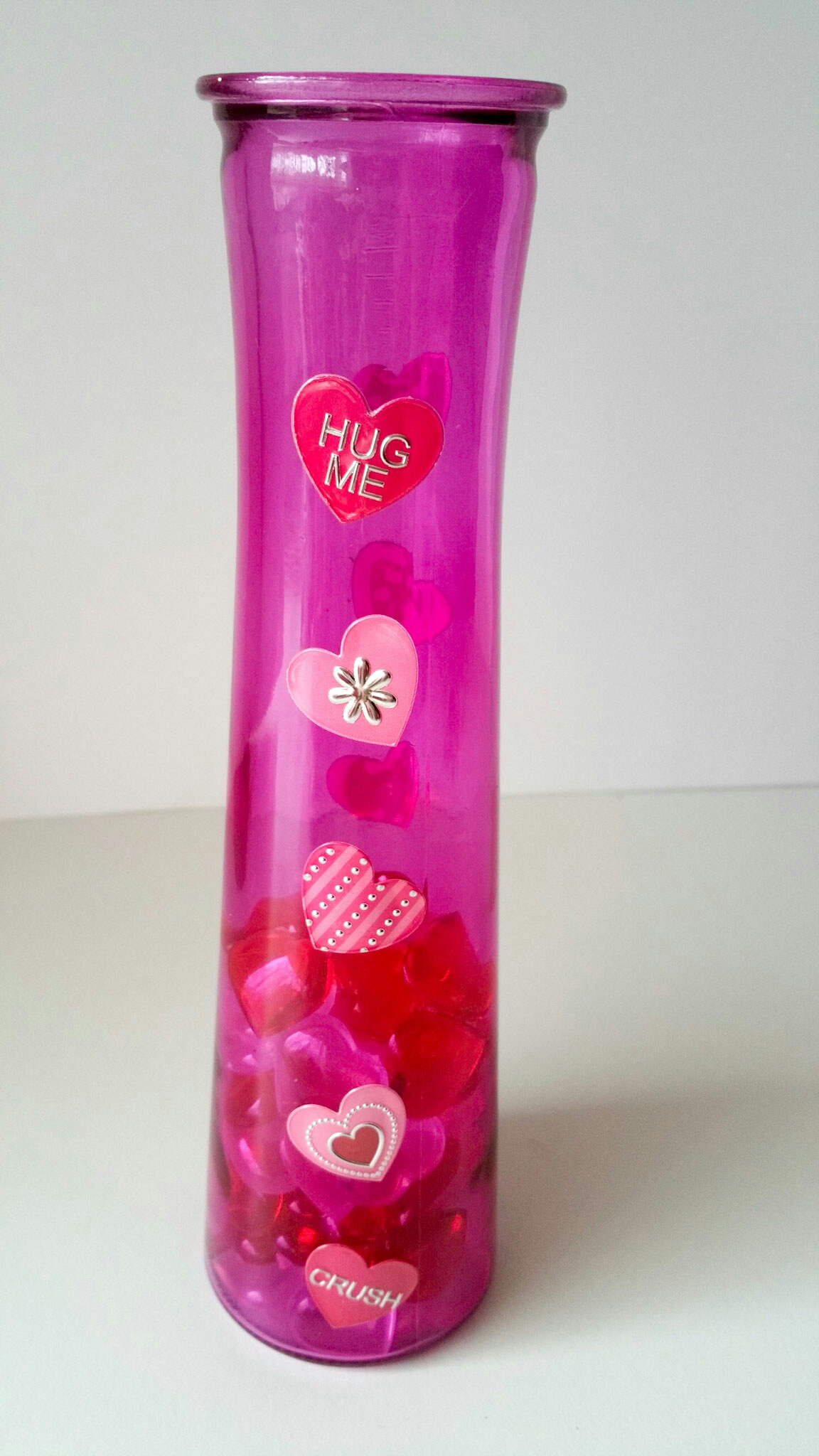 Super-Cute-DIY-Heart-Vase-Bouquet-Sixteen-LiWBF